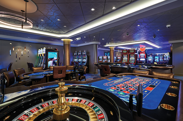 Get Lucky at the Norwegian Escape Casino